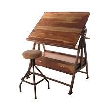 Drafting Table Desk Best 25 Wood Drafting Table Ideas On Pinterest Drawing Board