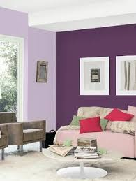 Purple Bedroom Feature Wall - purple feature wall bedroom our dream home ideas pinterest