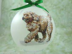 labradoodle digital print with quote every once in awhile a