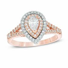 Pear Shaped Wedding Ring by Engagement Rings Wedding Zales