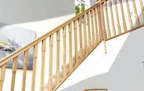 Stair Banister Parts White Oak Stair Parts Spindles Handrails Newel Posts U0026 More