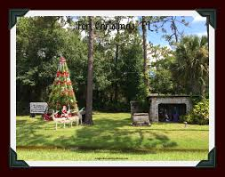 orlando attractions fort christmas florida