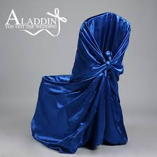Cheap Universal Chair Covers Popular Satin Chair Covers Buy Cheap Satin Chair Covers Lots From