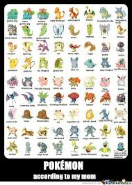 Names Of Memes - pokemon names by nergal999 meme center