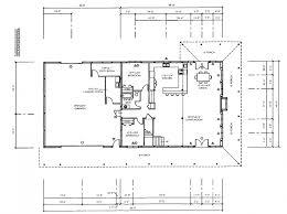 steel buildings with living quarters floor plans metal buildings