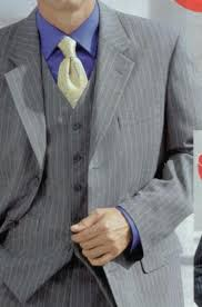 mens light gray 3 piece suit classic 3 piece light gray pinstripe super 120 s super fine wool