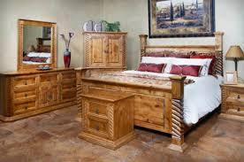 Rustic Furniture Bedroom Sets - rustic mexican leather furniture finding rustic mexican