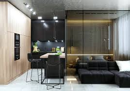 apartment themes rustic apartment decor glass bedroom walls in luxury studio