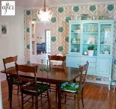 before u0026 after rebekah u0027s dining room u2013 design sponge