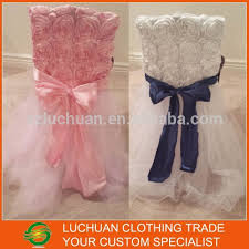 Cheap Chair Covers For Sale Fancy Design Wedding Rosette Chair Cover Buy Wedding Rosette
