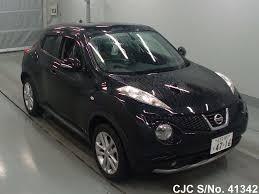 nissan juke used cars 2011 nissan juke black for sale stock no 41342 japanese used