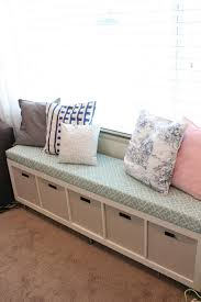 Ikea Window Bench by 30 Kids Room Organization Ideas Stretching From Toys To