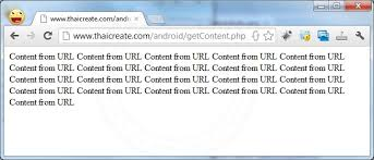 android httpurlconnection android connect to the url web server httpurlconnection