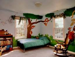 amusing wall murals for kids photo ideas surripui net creative wall murals for kids bedrooms room picture home element glubdubs with regard to the incredible