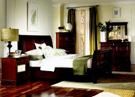 beautiful bedroom decorating ideas mahogany furniture image of in