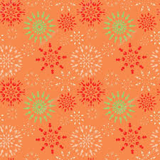 christmas pattern red green christmas seamless pattern red green white snowflakes on orange