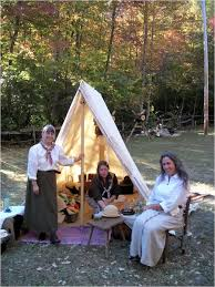 traditional camping and environmental ethic trail food for