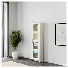 brimnes glass door cabinet white ikea
