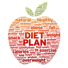 1 week diet plan to lose 8 kgs naturally at home