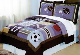 sports themed bedroom decor bedrooms for boys terracotta tile wall