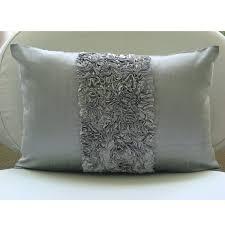 Decorative Oblong Lumbar Rectangle Throw Pillow Covers Accent