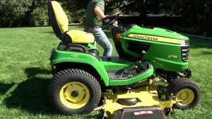 x700 signature series drive over mower deck installation and