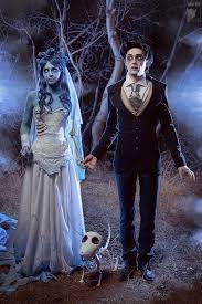 Dead Bride Costume Corpse Bride Halloween Costume Fantasy Cosplay Pinterest