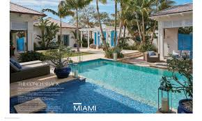 miami home design mhd the conch shack featured in florida design s miami home decor