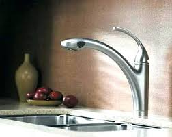 Kitchen Faucet Diverter Valve Repair Kitchen Faucet Diverter Finishing Up Kohler Kitchen Faucet