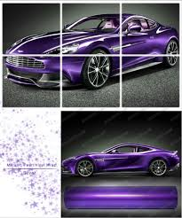 purple car paint color metallic pearl vinyl film wrap foil vinil