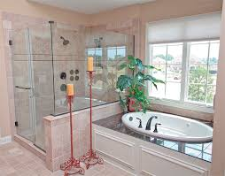 Travertine Bathtub Bathroom Design Cozy Bathtub With Blindsgalore And Travertine