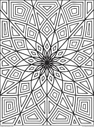 coloring download complex design coloring pages complex design