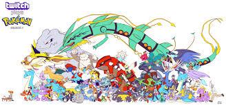 Twitch Plays Pokemon Twitch Plays Pokemon Know Your Meme - twitch plays pokemon season 1 poster twitch plays pokemon