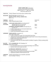 exle nursing resume registered resume objectives musiccityspiritsandcocktail