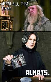Snape Always Meme - rest in peace chester bennington funny memes daily lol pics