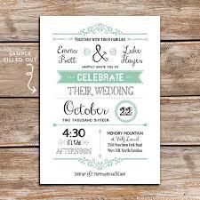 diy wedding invitation template diy wedding invitations templates paperinvite