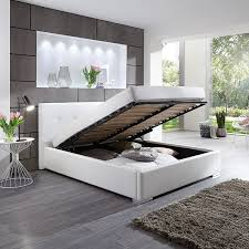 Schlafzimmer Komplett Mit Bett 140x200 Wohndesign 2017 Unglaublich Wunderbare Dekoration Bett Mit