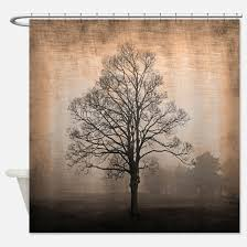 Shower Curtains With Trees Tree Branch Shower Curtains Cafepress