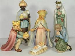 nativity collection on ebay