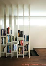 Ikea Bookcase Room Divider Bookcase Designing A Library In Your Home Or How To Make It Look