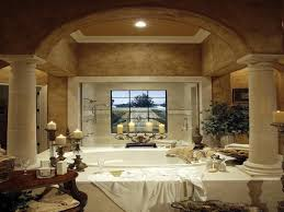 luxury master bathroom ideas with amazing floor plan and candle