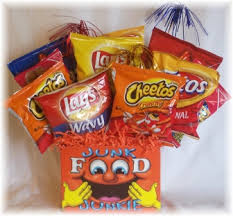 junk food gift baskets junk food snack gift basket gift basket