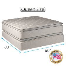 queen mattress u0026 box springs