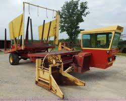 new holland super 1048 stack cruiser item g3204 sold ju
