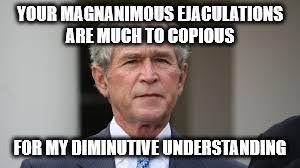 Big Words Meme - i use big words i don t know latest memes imgflip