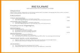 resume format pdf indian resume format pdf download free