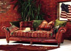 Leather And Upholstered Sofa Buy Leather Looking And Reupholster Cushions To Fabric