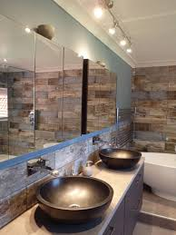 reclaimed wood rachel u0027s bathroom transformation walls and