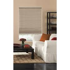 Home Decorators Collection Blinds How To Shorten Bali Cut To Size Sandstone 9 16 In Cordless Blackout Cellular