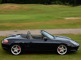 used porsche boxster convertible 3 2 986 s convertible 2dr in